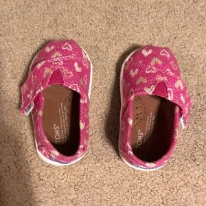 Toms Shoes - Baby toms size 3